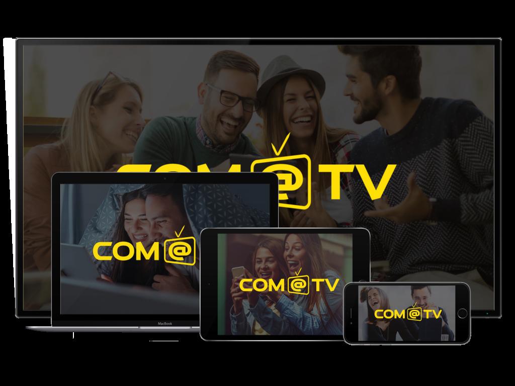 Comatv.tv multi-plateforme